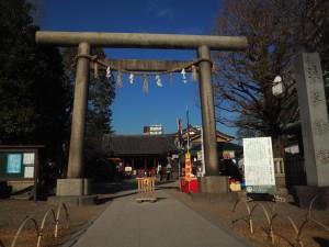 Asakusa Shrine - 1