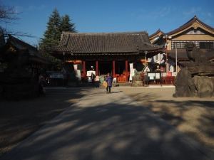 Asakusa Shrine - 2