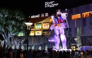 DiverCity Tokyo Plaza - 1